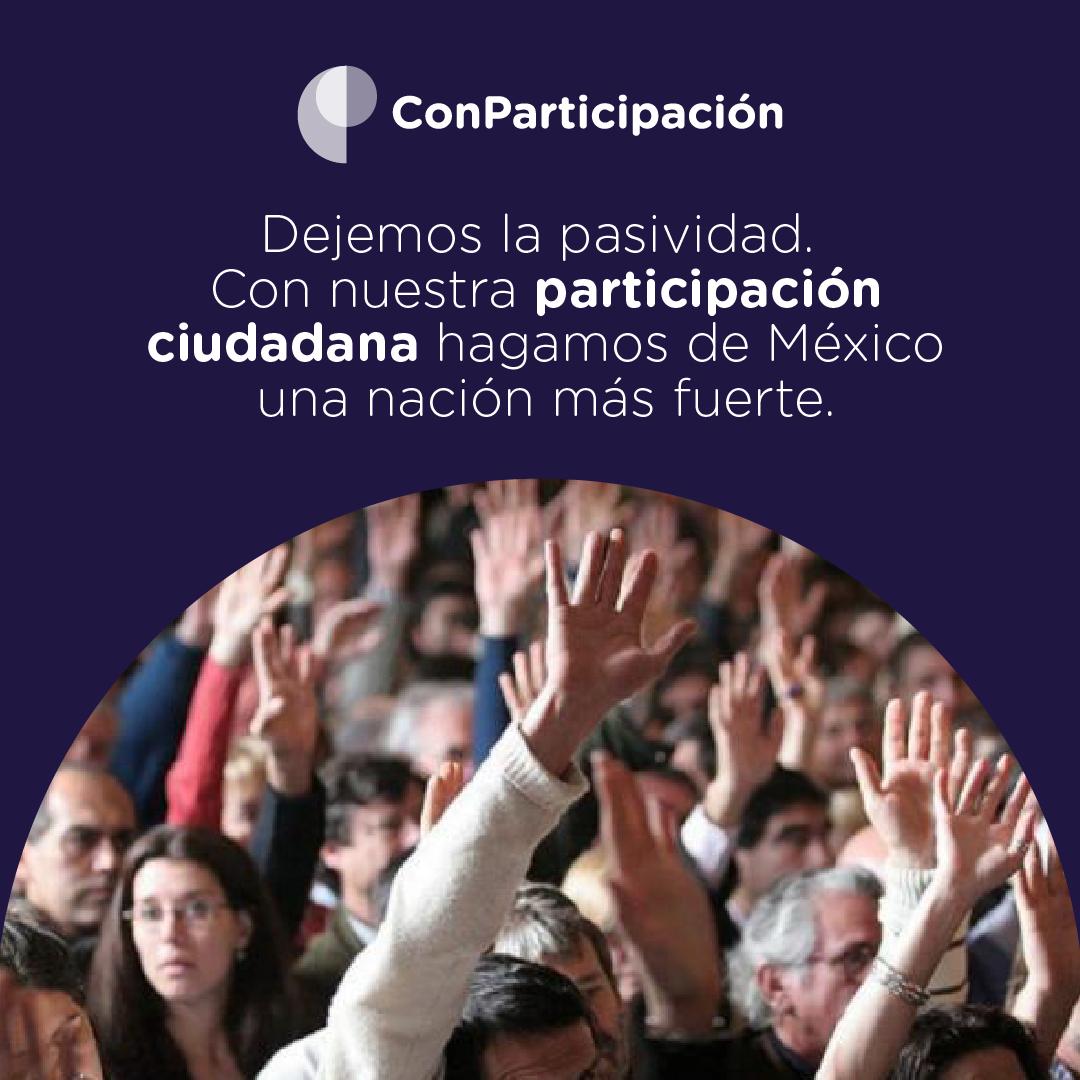 México y su participación ciudadana