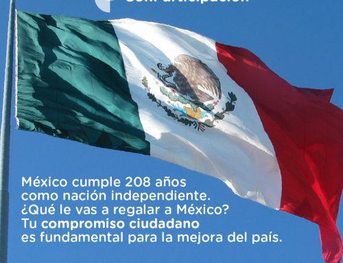 Independencia y compromiso ciudadano