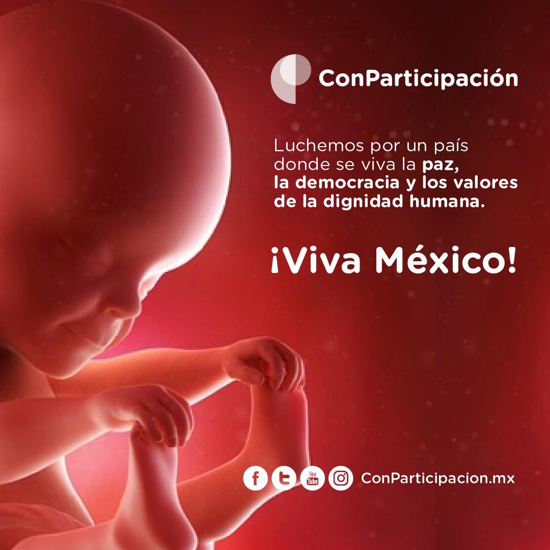 Independencia y valores de México
