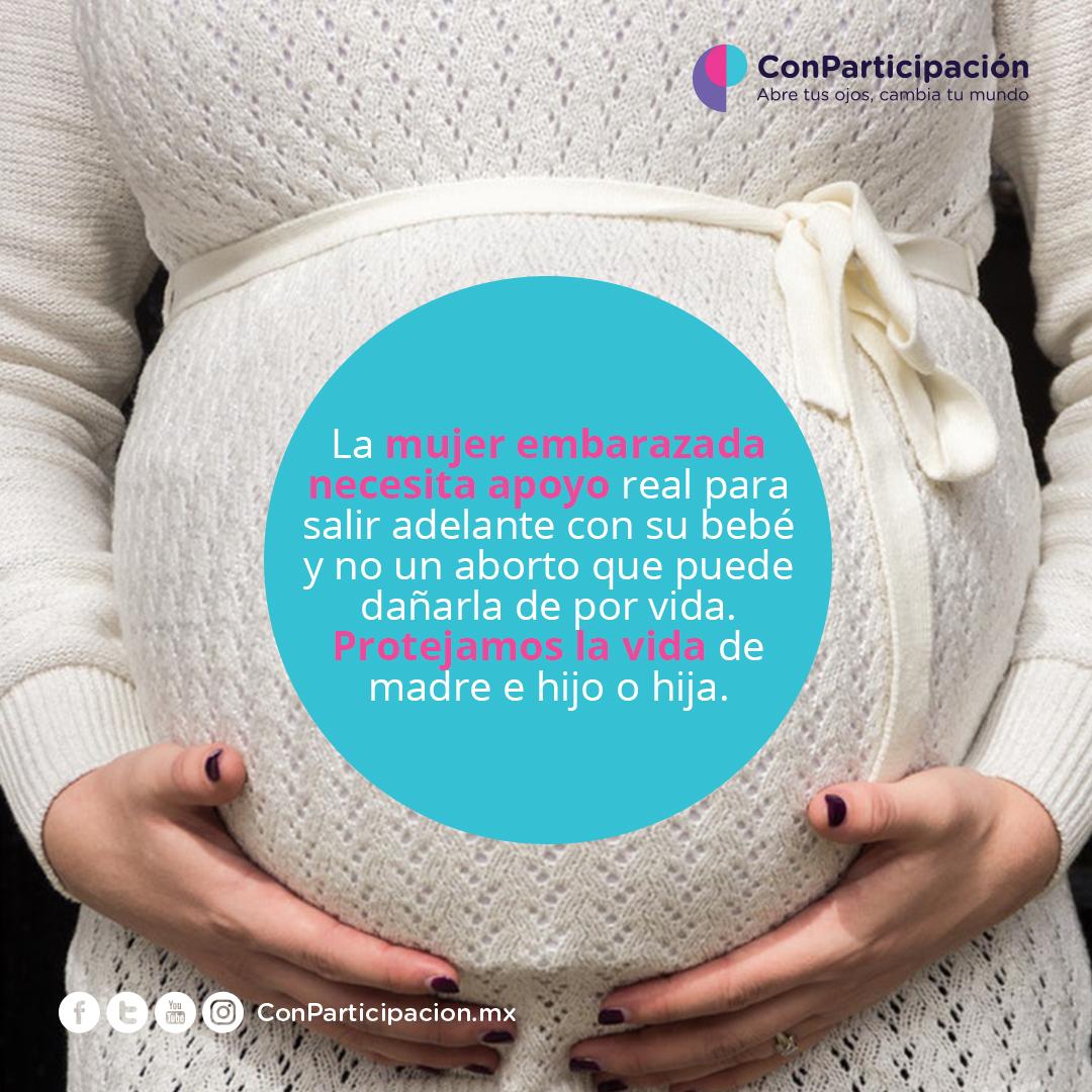 Apoyo a la mujer embarazada