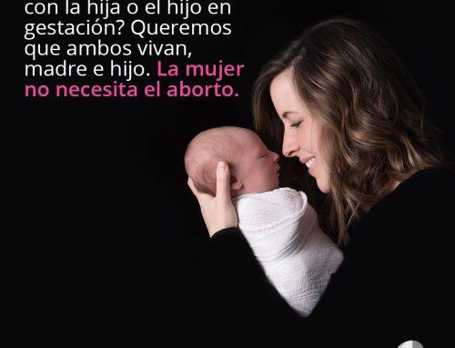 ¿Qué hay de los derechos de la hija por nacer?