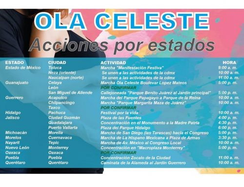 Ola Celeste 1