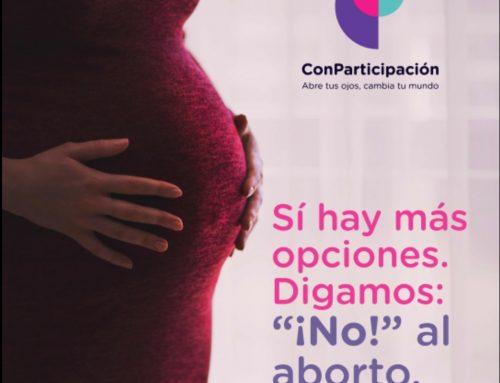 Sí hay más opciones. Digamos no al aborto.