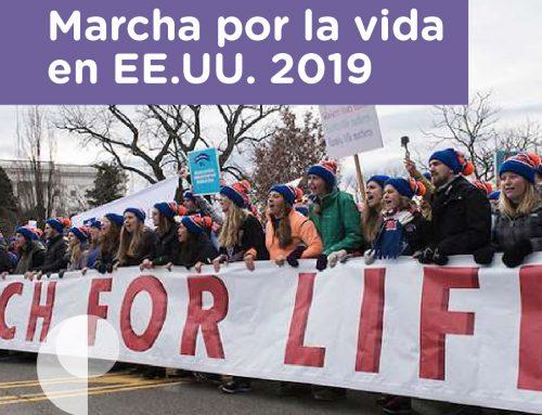 Marcha por la vida en EE. UU. 2019