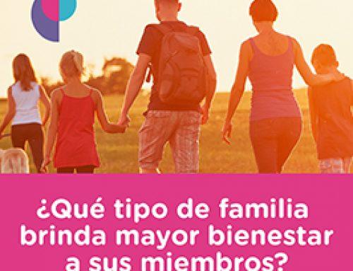 ¿Qué tipo de familia brinda mayor bienestar a sus miembros?