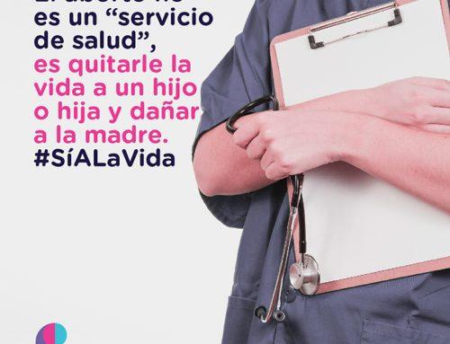 El aborto no es servicio de salud
