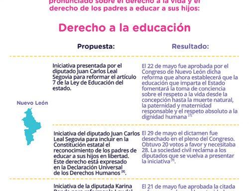 Ante la pandemia, se reactivan temas de vida y familia en México parte 2