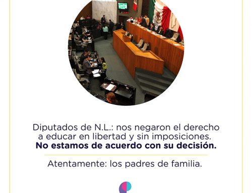 Se niega derecho a padres en NL