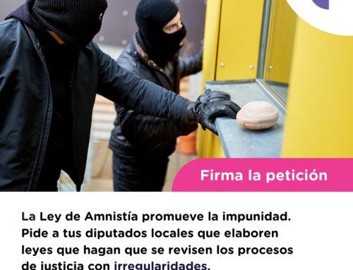 Ley de Amnistía.