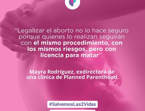 Riesgos del aborto.