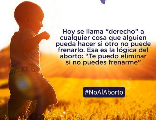 Lógica del aborto.