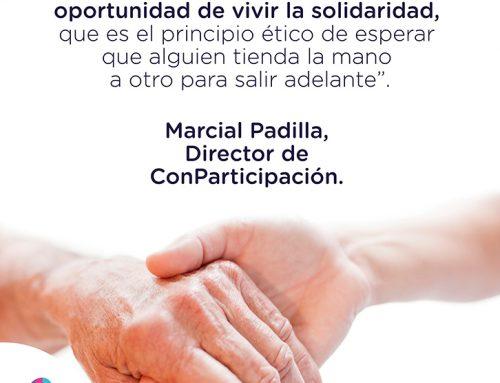 Solidaridad.