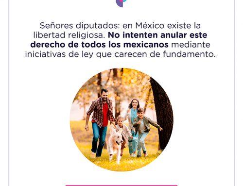 Libertad religiosa.