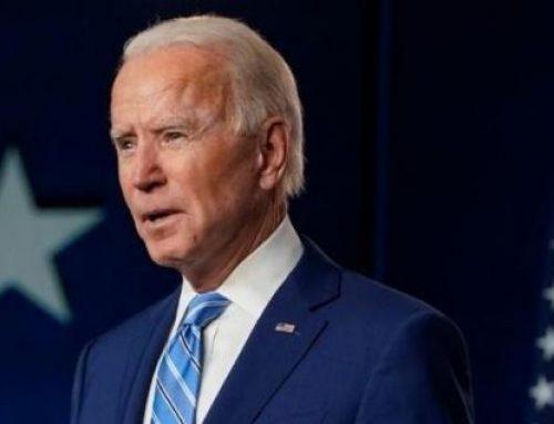 Inauguración del gobierno Biden