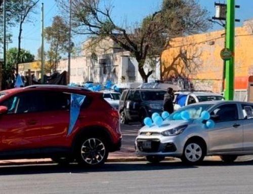 """Claxonazo por la vida"": México unido a favor de la vida y la familia."