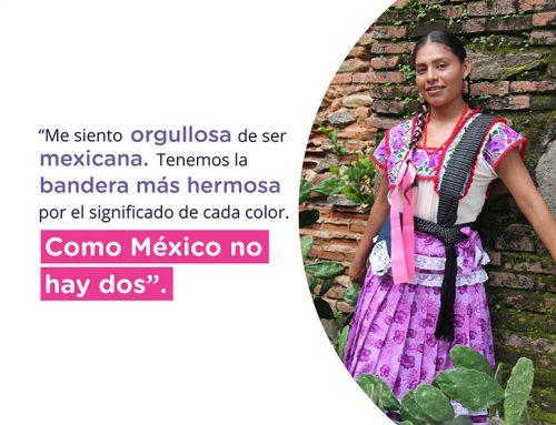 Orgullo mexicano.