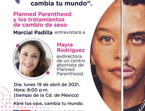 Mayra Rodríguez y PP