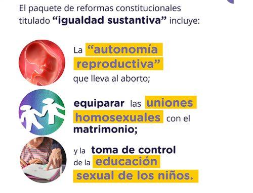 Igualdad sustantiva.