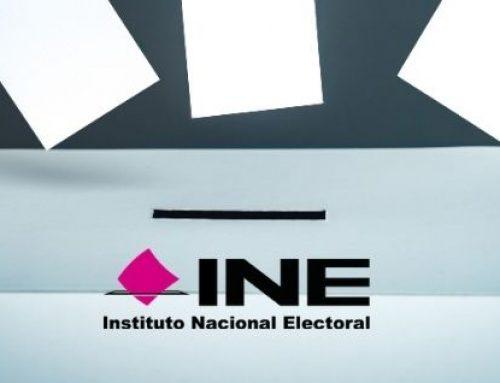 INE realiza simulacros para las elecciones 2021 considerando las medidas sanitarias