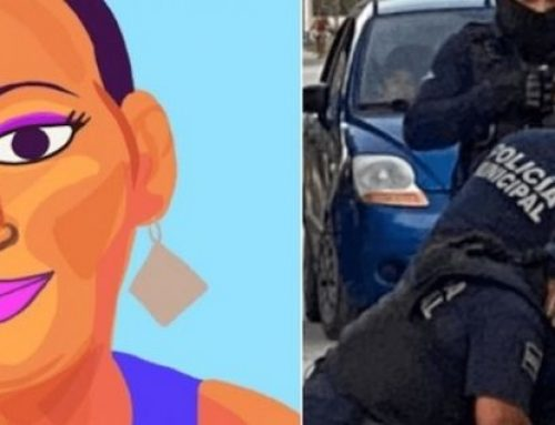 Investigan la muerte de Victoria Salazar, migrante que murió en manos de policías