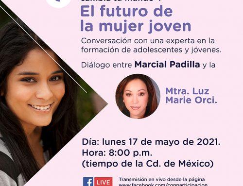 El futuro de la mujer joven