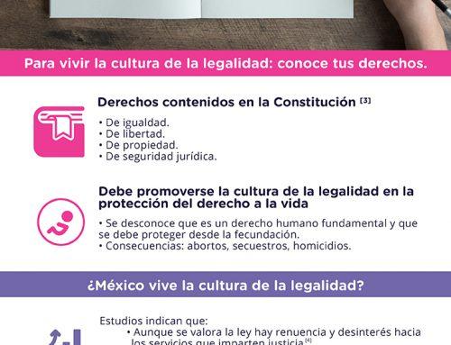 Autoridades y ciudadanos construimos cultura de la legalidad