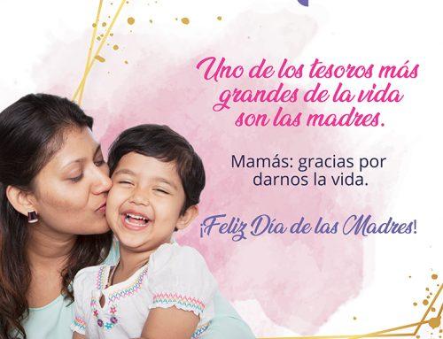 Felicitación Día de las Madres 2021