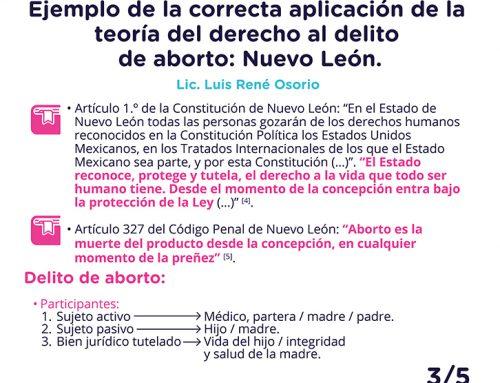 El derecho a la vida desde lo jurídico 3-5.