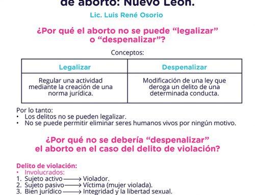 El derecho a la vida desde lo jurídico 4-5.