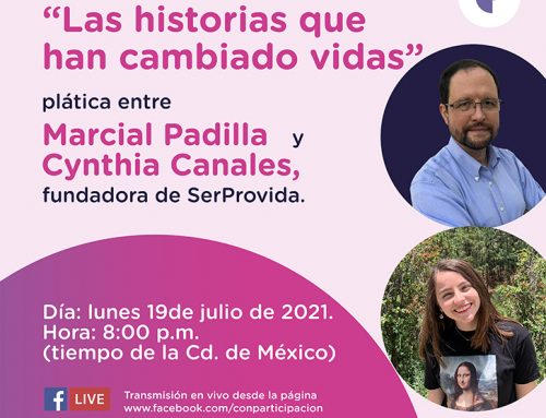 Entrevista a Cynthia Canales