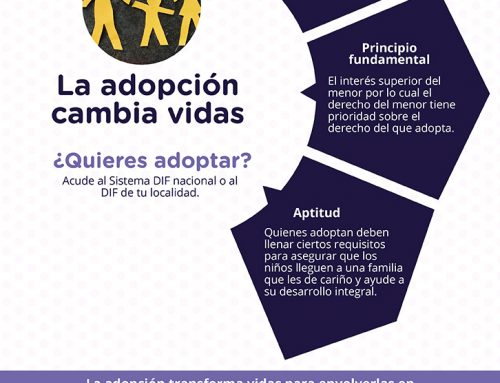 La adopción cambia vidas