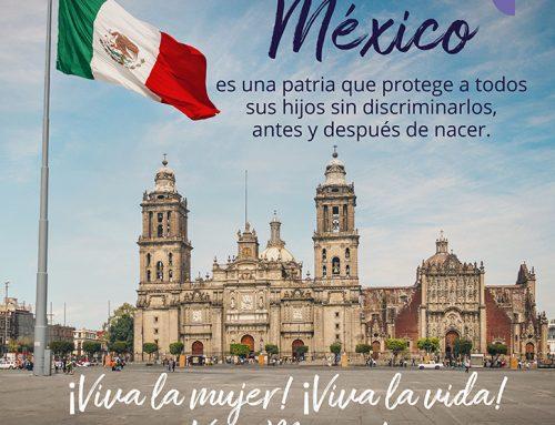 Viva México y la vida